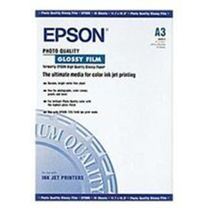 Изображение Пленка Epson A3+ Photo Quality Glossy Film